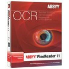 FineReader 11 Professional Edition. Коробочная версия Цена за одну лицензию
