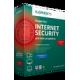 Kaspersky Internet Security для всех устройств. Card продление лицензии русской версии на 1 год 2 устройства