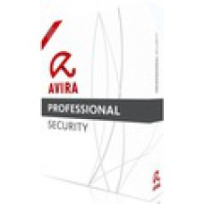 Avira Professional Security. Лицензии на 1 год 1 узел сети