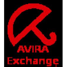 Avira Exchange Security. Лицензии на 3 года 5 узлов сети