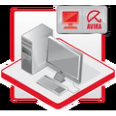 Avira Endpoint & Email Security. Лицензия на 2 года 5 узлов сети
