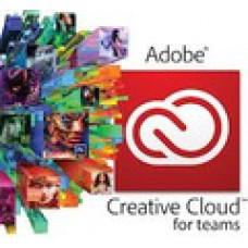 Adobe Creative Cloud. Лицензии Commercial Licenses для коммерческих организаций лицензия, 12 мес.