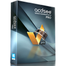 acdVIDEO Converter 4. Лицензия Pro на 1 пользователя Цена за одну лицензию
