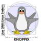 Linux Knoppix 6.7. Коробочная версия Цена за одну лицензию