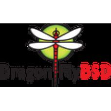 Linux DragonFly BSD RC 2.10.1. Коробочная версия (2 CD) Цена за одну лицензию