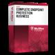 McAfee Complete EndPoint Protection – Business. Обновление с младших наборов McAfee бессрочные лицензии, включают техподдержку Gold на 1 год(от 11 до 1000)