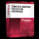 McAfee Complete EndPoint Protection – Enterprise. Обновление с других наборов McAfee бессрочные лицензии, включают техподдержку Gold на 1 год(от 11 до 1000)