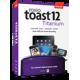 Roxio Toast Titanium. Коробочная коммерческая версия Версия 12
