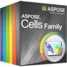 Aspose.Cells Product Family Pack. Лицензия Developer OEM