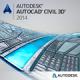 AutoCAD Civil 3D 2014. Лицензии Academic Edition New сетевая версия (рус)