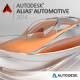 Alias Automotive 2014. Лицензии Academic Edition New сетевая версия (англ)