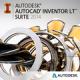 AutoCAD Inventor LT Suite 2014. Обновления Commercial с текущей и предыдущей версии AutoCAD LT (рус)