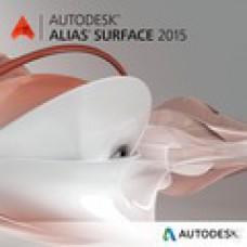 Alias Surface. Обновление Commercial (электронное) с локальной версии до сетевой (GEN) Цена за одну лицензию