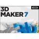 Xara 3D Maker 7. Обновление с предыдущих версий Цена за одну лицензию