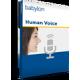 Human Voice. Лицензии Английский
