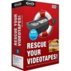 Magix Rescue Your Videotapes. Коробочная версия 2013 Цена за одну лицензию