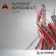 AutoCAD LT 2012. Лицензии Commercial New дополнительная однопользовательская лицензия (GEN)
