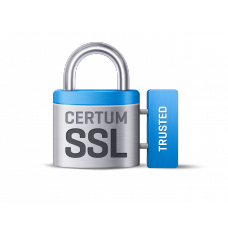 Сертификат SSL CERTUM Trusted SSL (OV) на 2 года