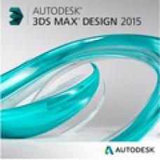 3ds Max Design 2015. Лицензии Commercial New сетевая версия (G1)