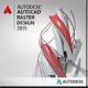 AutoCAD Raster Design 2015. Лицензии Commercial New сетевая версия (англ)
