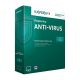 Kaspersky Anti-Virus 2015 на 1 год на 2 ПК Электронная лицензия